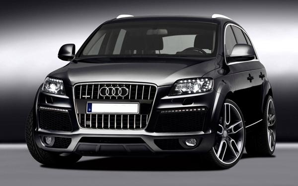 Audi Taxi