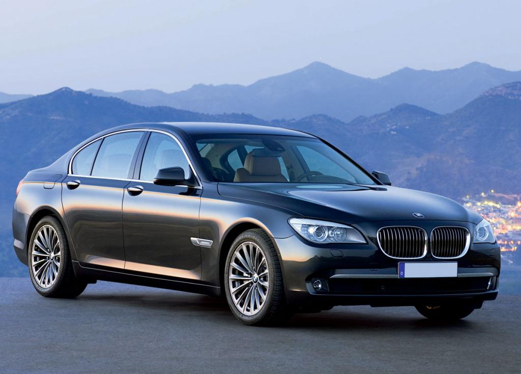 BMW série 7