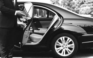 Taxi avec chauffeur